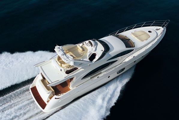 Azimut boat for rent in Miami Beach