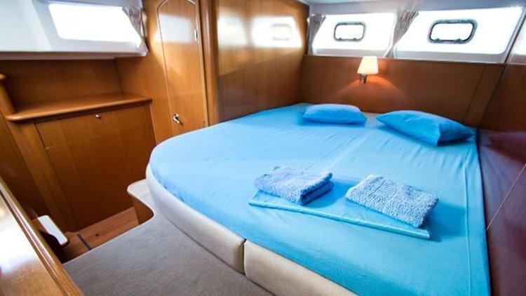 Boat for rent Lagoon-Bénéteau 42.0 feet in Marina Nava, Split, Croatia