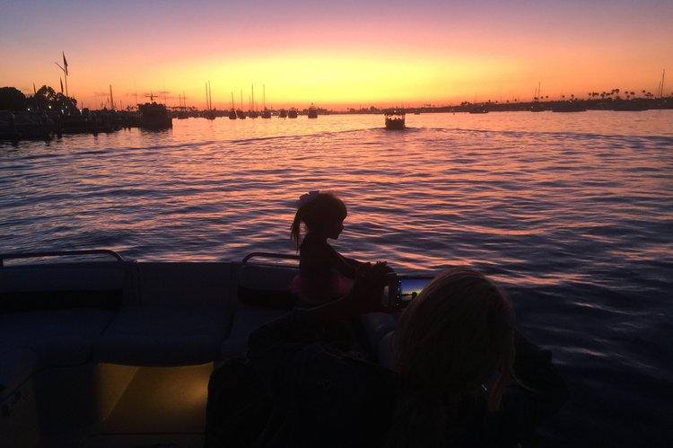 Chaparral's 30.0 feet in Newport Beach