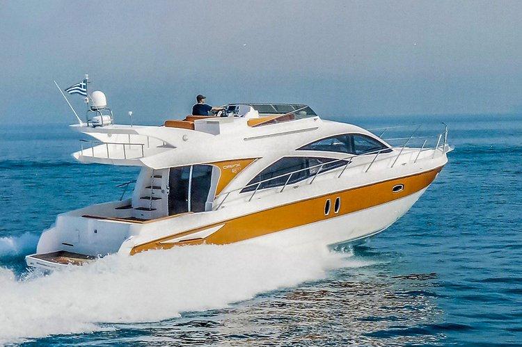 Boat rental in Heraklion,