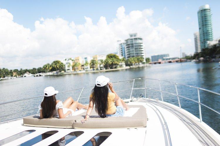 Princess's 65.0 feet in Miami Beach