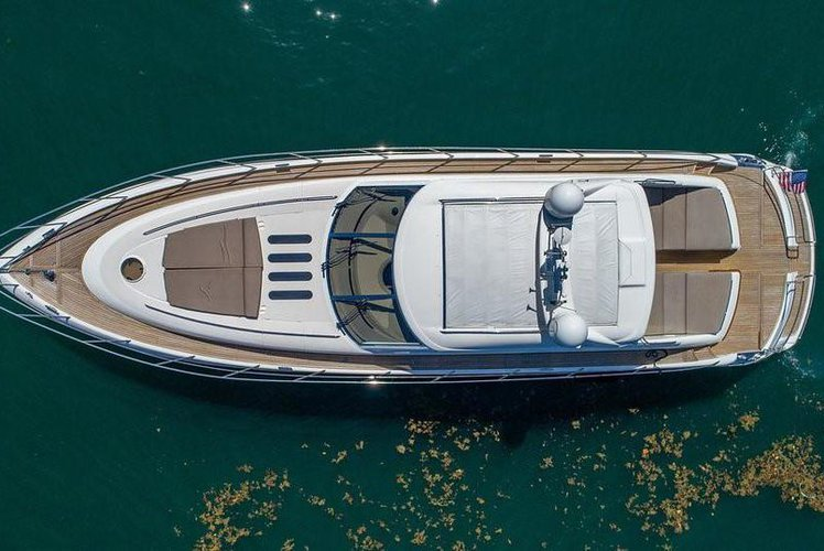 Boat for rent Princess 65.0 feet in Fountainebleau Hotel Marina, FL