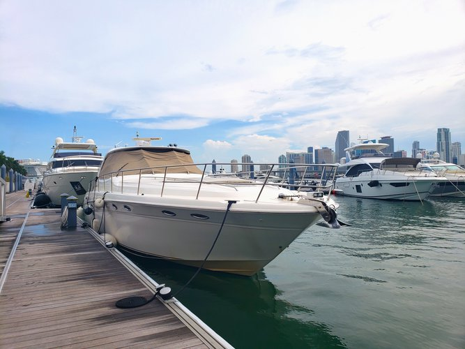 Searay's 55.0 feet in MIAMI