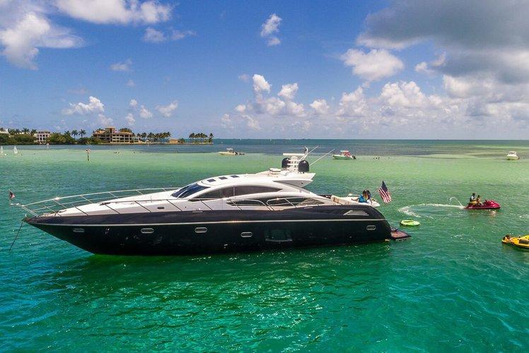 Boat for rent Sunseeker 74.0 feet in Palm Beach Yacht Club & Marina, FL