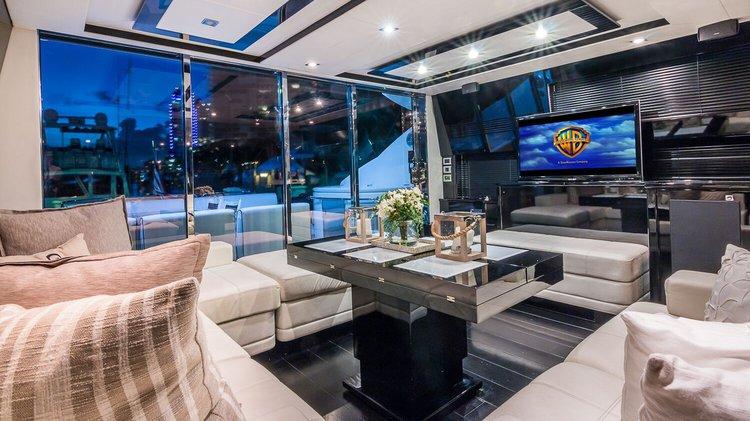 Boat for rent Sunseeker 74.0 feet in Miami RIver, FL