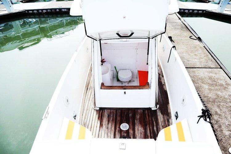 Boat for rent North Sea 36.0 feet in Royal Phuket Marina, Thailand