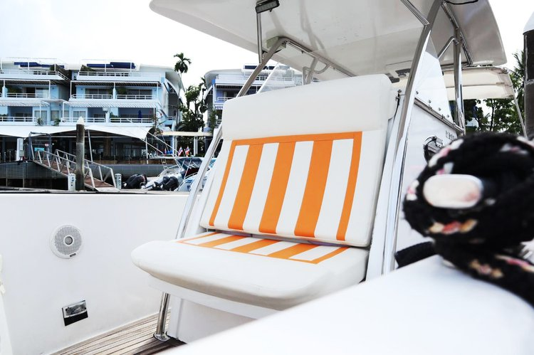 Boating is fun with a Cruiser in Phuket