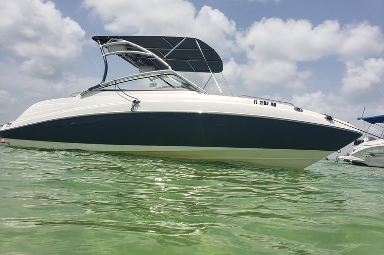 Boat rental in MIAMI, FL