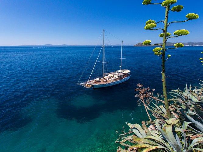 Charter this amazing  Gulet Summer Princess in Split, HR