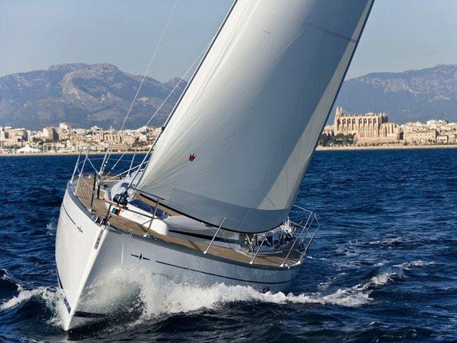 Rent this Bavaria Yachtbau Bavaria 38 for a true nautical adventure