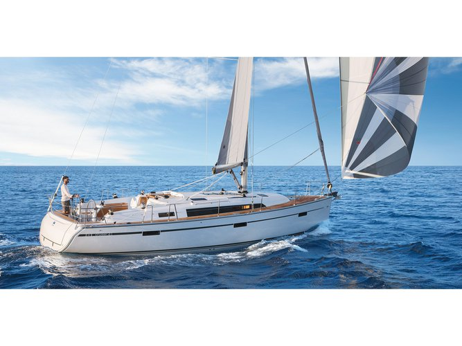 Enjoy Cascais, PT to the fullest on our comfortable Bavaria Yachtbau Bavaria 41 Cruiser Style