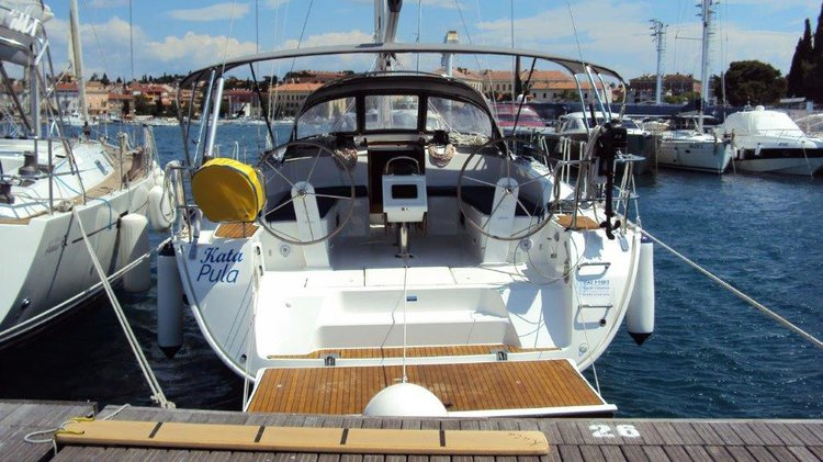 Other boat rental in ACI Marina Rovinj, Croatia