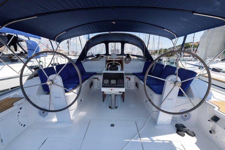 Boat for rent Bavaria Yachtbau 46.0 feet in Marina Trogir – ACI,