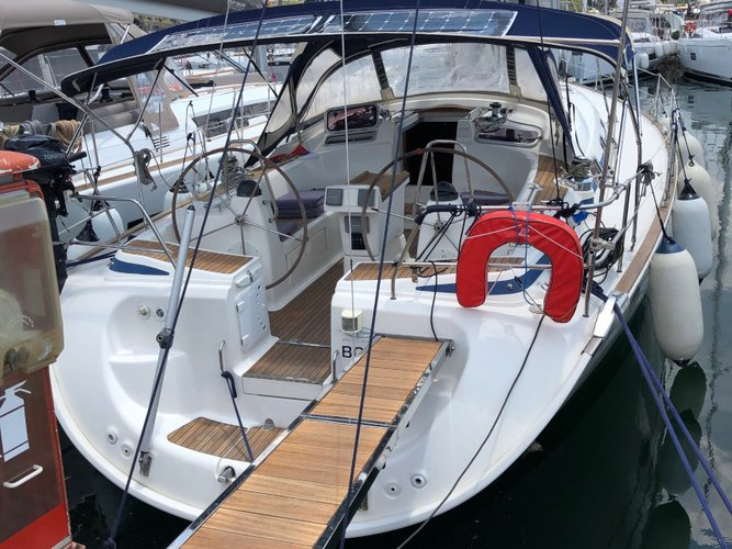 Unique experience on this beautiful Bavaria Yachtbau Bavaria Cruiser 46 Y/B 2009