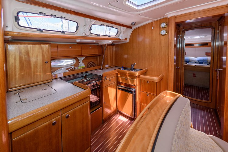 Boat for rent Bavaria Yachtbau 47.0 feet in Marina Trogir – ACI,