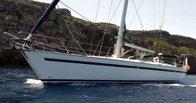 Bavaria Yachtbau boat for rent in Lafkada