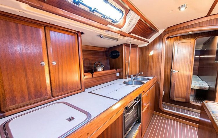 Boat for rent Bavaria Yachtbau 48.0 feet in Lafkada, Greece