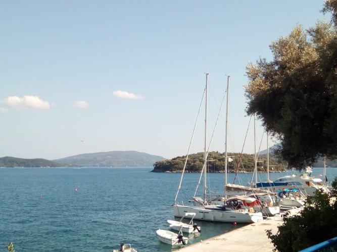 This 48.0' Bavaria Yachtbau cand take up to 11 passengers around Lafkada