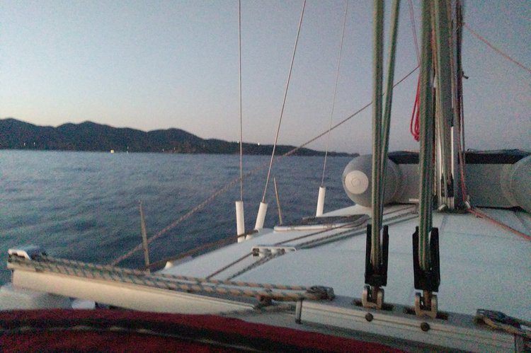 Sloop boat rental in Athens, Greece