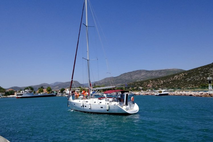 Beneteau's 41.0 feet in Athens