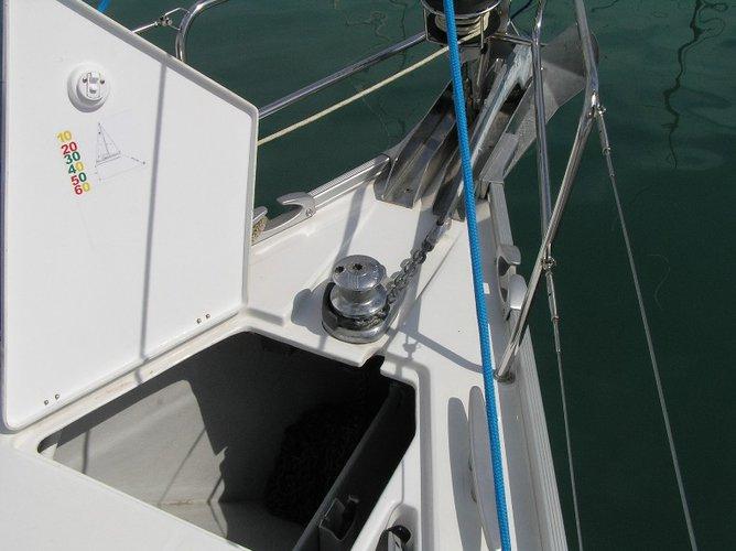 Boat for rent Bénéteau 43.0 feet in Marina Trogir – ACI, Croatia