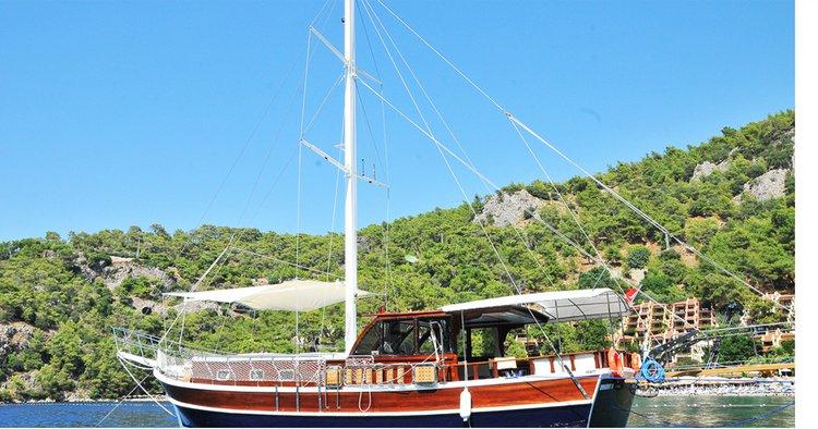 Gulet boat rental in , Turkey