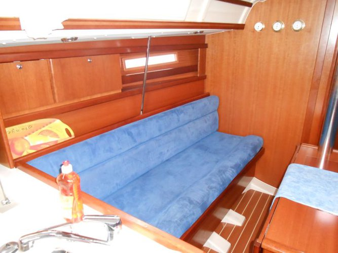 Discover Istra surroundings on this Dufour 325 GL Dufour Yachts boat