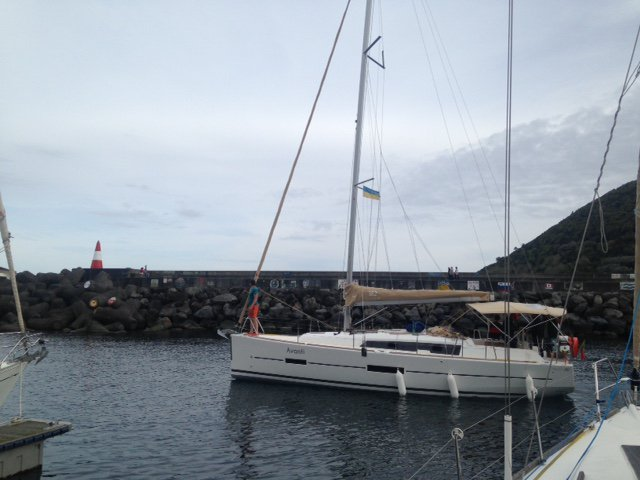 Rent this Dufour Yachts Dufour 382 GL for a true nautical adventure