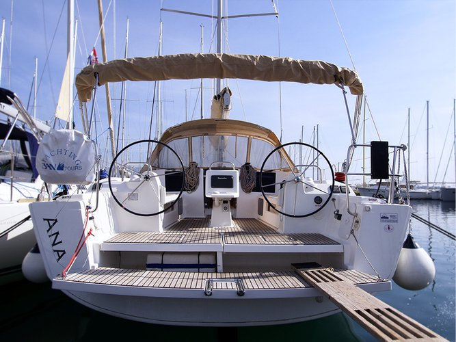 Charter this amazing sailboat in Rogoznica