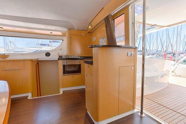 Boating is fun with a Catamaran in Split