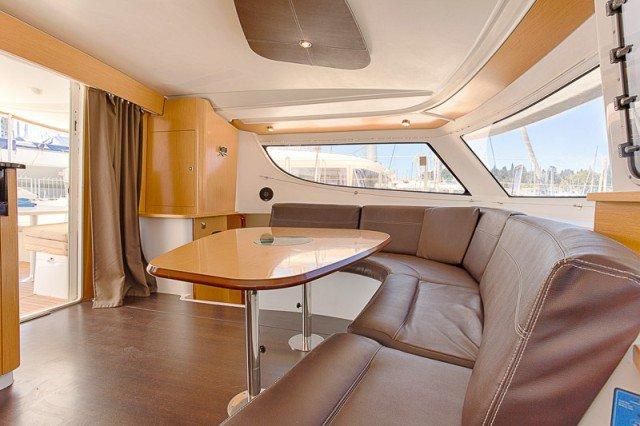 Catamaran boat rental in ACI Marina Split, Croatia