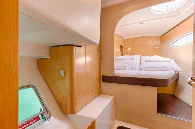 Catamaran boat for rent in Split