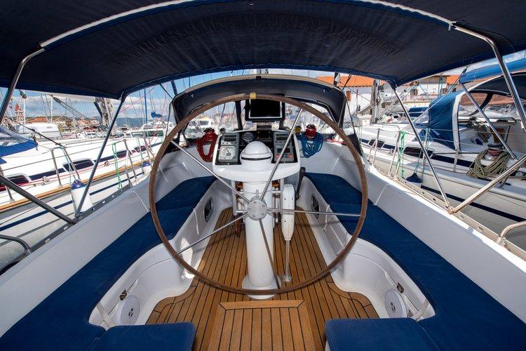 Jeanneau's 41.0 feet in Split region
