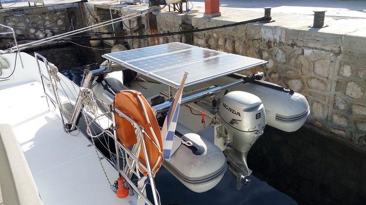 Boat for rent Lagoon 45.0 feet in Alimos Marina, Greece