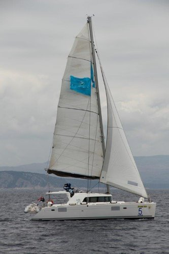 Boating is fun with a Lagoon-Beneteau in Split region