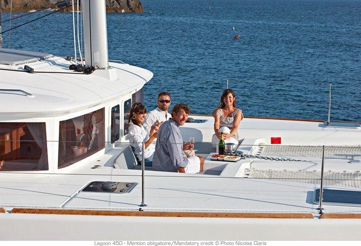 Discover Split region surroundings on this Lagoon 450 F Lagoon-Bénéteau boat