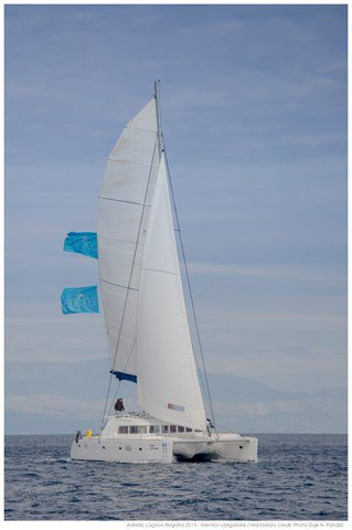 Boat for rent Lagoon-Bénéteau 50.0 feet in Marina Nava, Split, Croatia