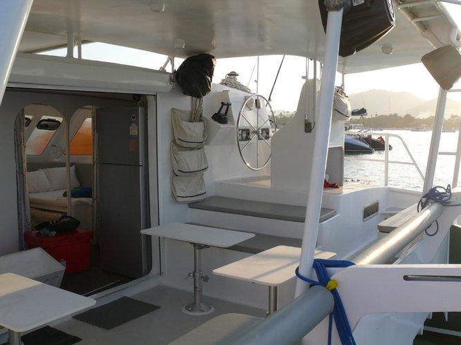 Boating is fun with a Catamaran in