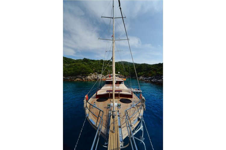 Boat for rent WOODEN 66.0 feet in fethiye ece saray marine, Turkey