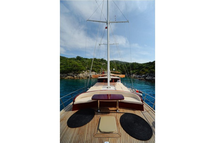 Gulet boat for rent in Fethiye