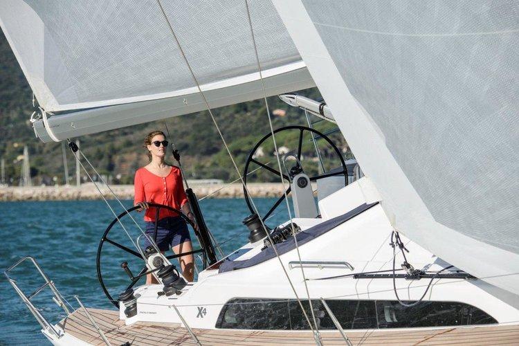 X-Yachts's 42.0 feet in Split region