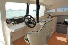 Brand new fast motor catamaran