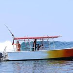 Discover Nadi in style boating on this motor boat rental