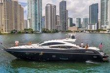 All In - 74' Custom Sunseeker Luxury Yacht Charter
