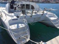 Experience Murter, HR on board this amazing Lagoon Lagoon 380
