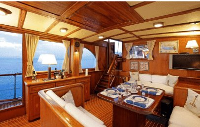 Classic boat rental in Alimos, Athens, Greece, Greece