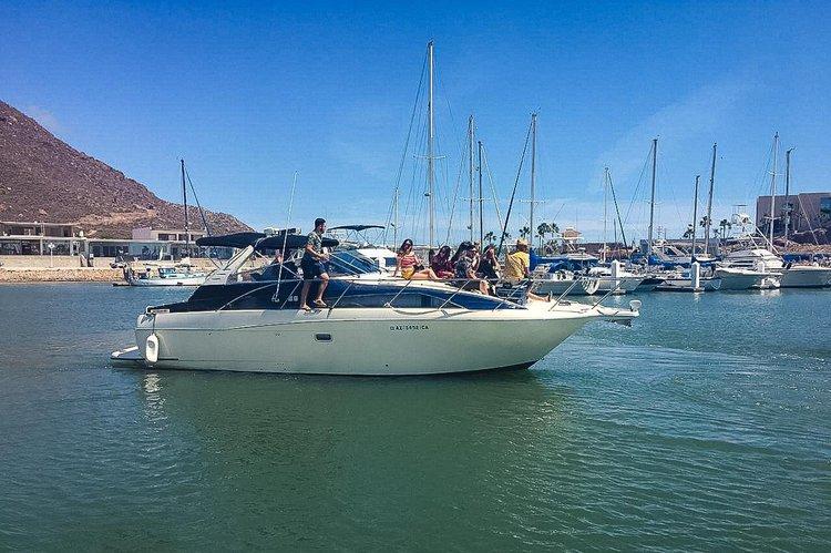 Cruiser boat rental in Marina Real, San Carlos Nuevo Guaymas, Sonora, Mexico, Mexico