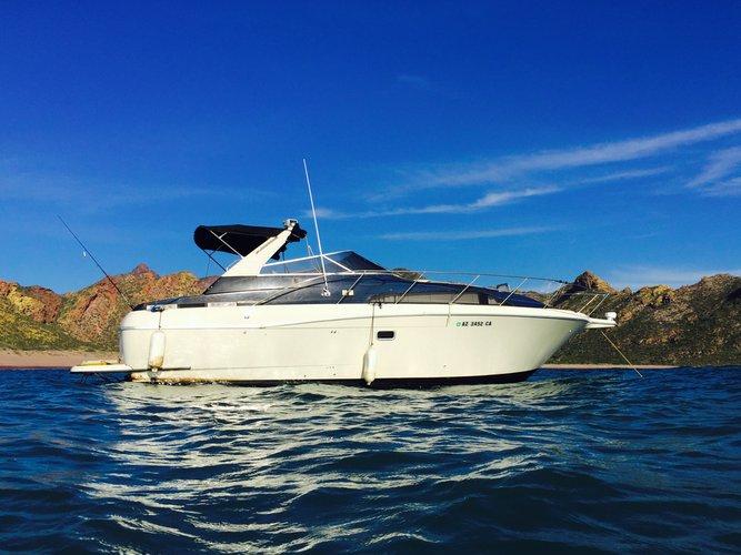 Fishing-Cruising Charters San Carlos