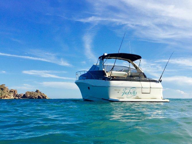 Boat rental in San Carlos,