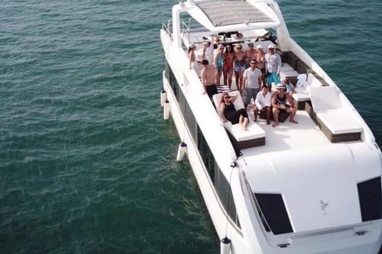 Boat for rent Custom 46.0 feet in Ao Poh Grand Marina, Thailand